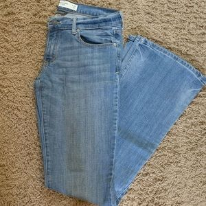 Abercrombie Madison Flare Jeans